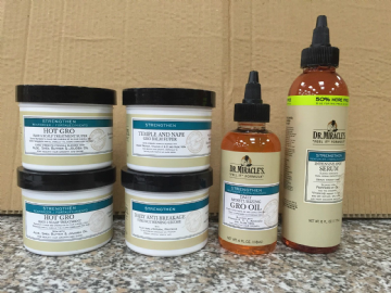 DR MIRACLE'S STRENGTHEN HAIR PRODUCTS